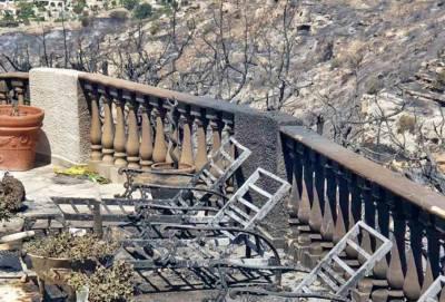 Причиной разрушительного пожара в Тале стало соприкосновение двух проводов