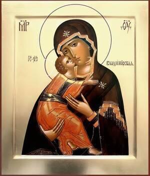 3 июня – икона Божьей Матери «Владимирская»