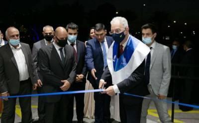 Торжественное открытие The American University of Cyprus (AUCY)