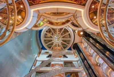 13-этажный лайнер Jewel Of The Seas будет отправляться в круизы по Средиземноморью из Лимассола