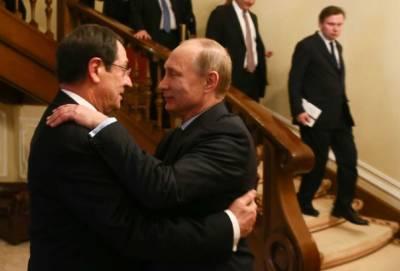 Президент Кипра: «С Путиным у нас прекрасные отношения»