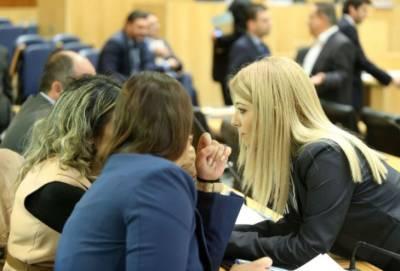 Впервые в истории Республики Кипр главой парламента может стать женщина