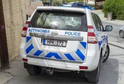 На Кипре погиб 21-летний мотоциклист