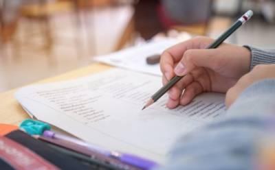 Выпускные экзамены поделят на две части
