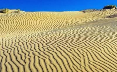 «Кипрская пустыня» недалеко от Лимассола