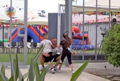 Администрация Центральной тюрьмы Никосии устроила праздник для детей заключенных (видео)