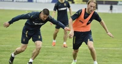 Безус заменил Цыганкова в заявке сборной Украины на Кипр