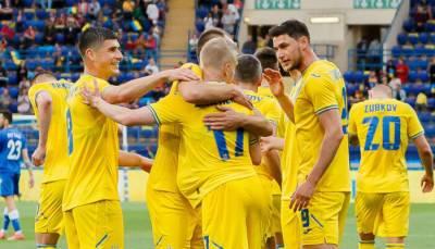Украина разгромила Кипр в последнем спарринге перед Евро-2020