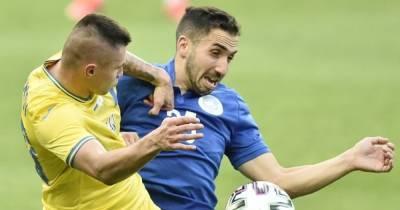 Сборная Украины в товарищеском матче разгромила команду Кипра