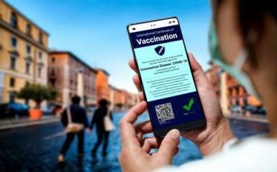 Как получить сертификат о вакцинации для путешествий?