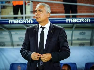 Тренер сборной Кипра - о матче с Украиной: Это печальный опыт