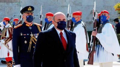 Греция признала решающую роль, которую Россия сыграла в обеспечении ее независимости