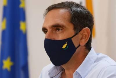 Глава минздрава Кипра хочет уйти в отставку