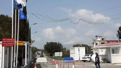 На Кипре ужесточат правила перехода внутренней границы острова