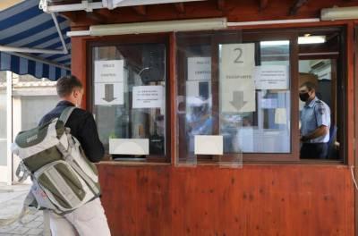 Правила перехода на турецкую часть Кипра меняются с 12 июля