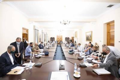 Президент распорядился о мерах по усилению механизма предотвращения пожаров и их тушения