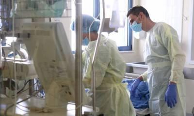 В кипрских больницах находятся пациенты от 19 лет до 91 года, подавляющее большинство — непривитые