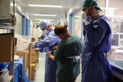 За месяц число госпитализированных с Covid-19 пациентов выросло на Кипре в пять раз