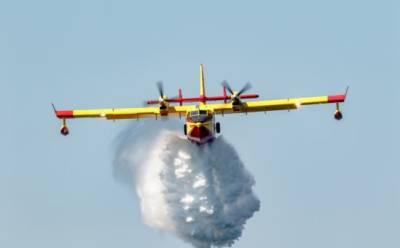Сколько Кипр тратит на тушение пожаров?