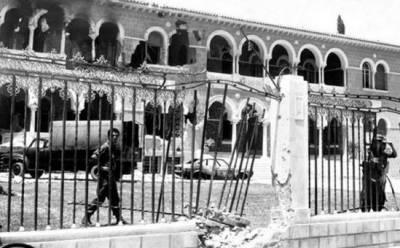 Как раскололся Кипр: 47 лет со дня вторжения Турции