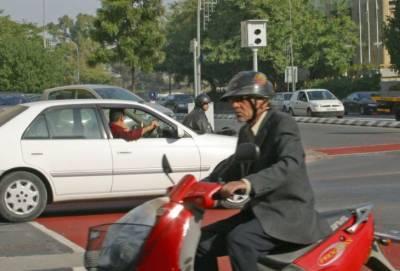 На Кипр прибыла первая партия мобильных камер слежения за нарушителями ПДД