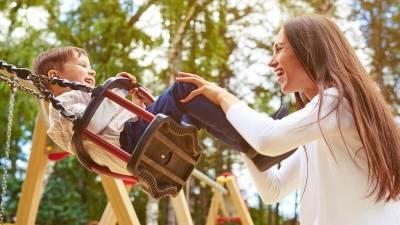 В Пафосе появился инклюзивный парк для детей с ограниченными возможностями