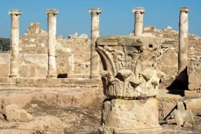 На Кипре нашли храм для жертвоприношений Афродите