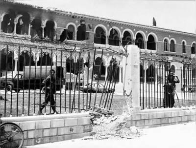 Кипр отмечает годовщину государственного переворота 15 июля 1974 года, прозвучат сирены воздушной тревоги