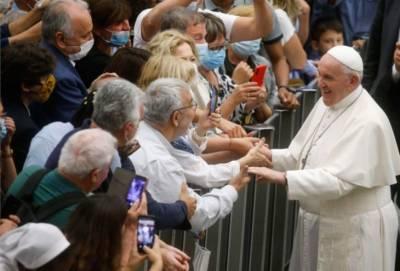 Папа римский прилетит на Кипр в ноябре. Если позволит здоровье