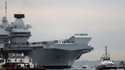 Сотня британских моряков, находящихся на Кипре, заразились коронавирусом