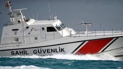 Патрульный турецкий катер открыл огонь по судну береговой охраны Кипра