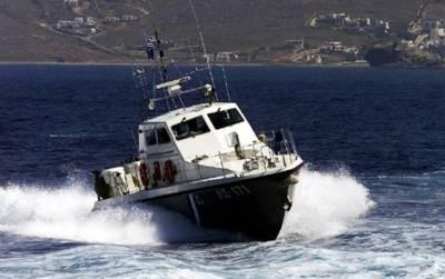 Турки обстреляли патрульный полицейский катер киприотов