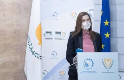 Министр энергетики Кипра представляет стратегию перехода к экономике с низким уровнем выбросов