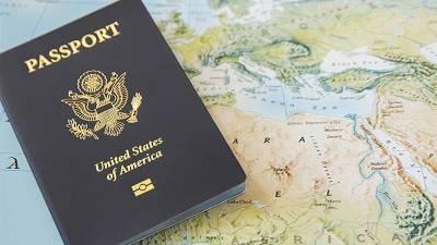США: оформление паспорта - 18 недель. Запрет на выезд?