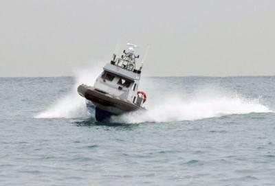 Турки обстреляли кипрский патрульный катер, а затем преследовали его вплоть до Като Пиргоса