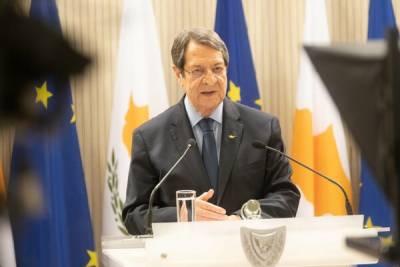 Президент Кипра призвал жителей страны вакцинироваться