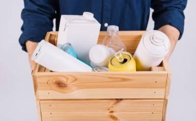 За сданный в переработку мусор можно будет получить вознаграждение