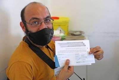 500 000 жителей Республики Кипр получили одну прививку от Covid-19