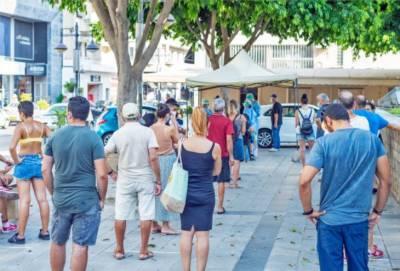 16 июля в Республике Кипр выявлены 953 новых инфицированных Covid-19