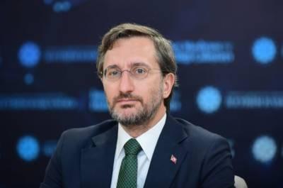 Пресс-секретарь Эрдогана выступил за раздел Кипра