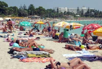 Россияне по-прежнему главные туристы на Кипре