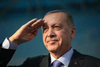 Эрдоган прибывает на северный Кипр с очередным посланием