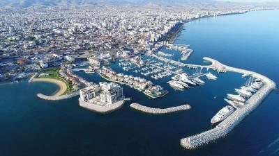 На Кипре построили крупнейший яхт-курорт с виллами и апартаментами – Limassol Marina