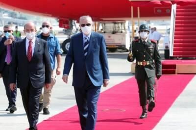 Турция перешла Рубикон: Эрдоган подтвердил курс на расчленение Кипра