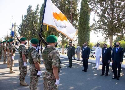 На Кипре проходят мемориальные мероприятия в день 47-й годовщины турецкого вторжения