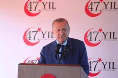 Турция идёт ва-банк: Эрдоган подтвердил курс на расчленение Кипра