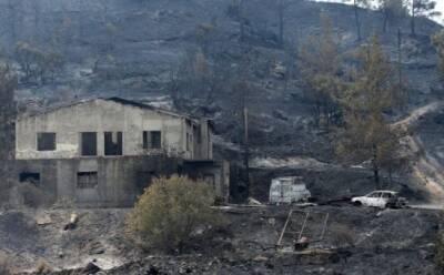 Виновник пожара в Аракапасе предстанет перед судом