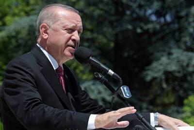 Эрдоган назвал условие вступления Кипра в НАТО