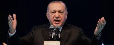 Эрдоган: Кипр не сможет вступить в НАТО без согласия Турции