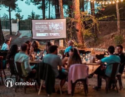 Кинофестиваль Бохо в Айя-Напе